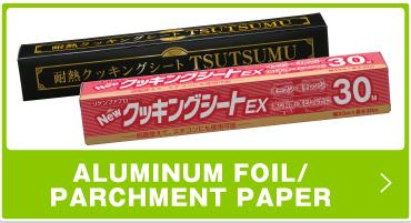ALUMINUM FOIL/PARCHMENT PAPER
